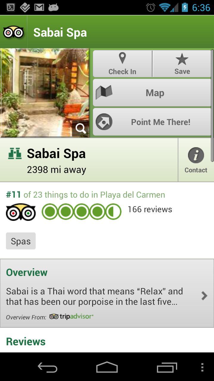 Playa del Carmen City Guide screenshot #3