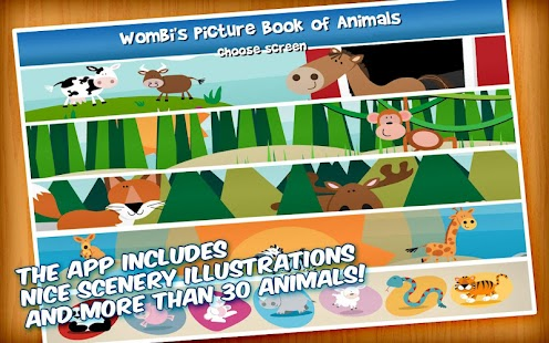 Picture Book of Animals- screenshot thumbnail