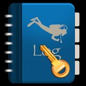 Dive Log Key icon