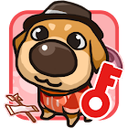 My puppy Background pack icon