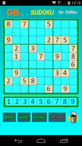 Sudoku kompakt