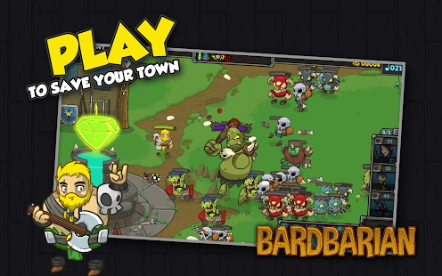 Bardbarian- screenshot thumbnail