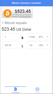 Bitcoin Price (BTC USD): Get all information on the Bitcoin to US-Dollar Exchange  Rate including Charts, News and Realtime Price.