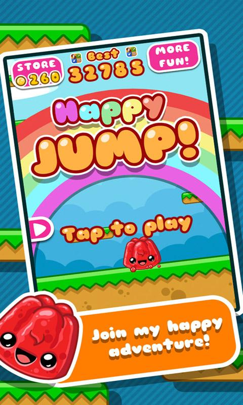 Happy Jump - screenshot