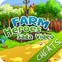 Farm Heroes Saga Video Cheats APK