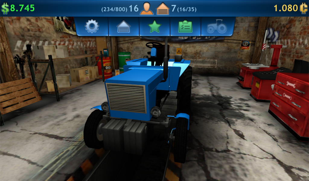 Farm FIX Simulator 2014- screenshot