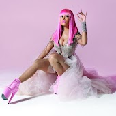 Nicki Minaj Live Wallpaper
