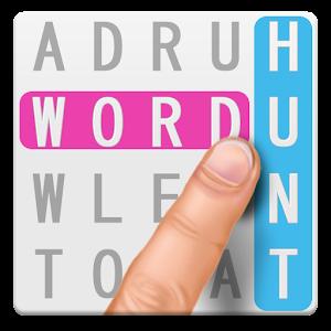 Word Hunt - Word search game 拼字 App LOGO-硬是要APP