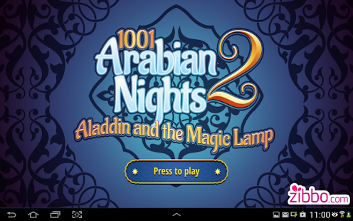 1001 arabian nights game 2
