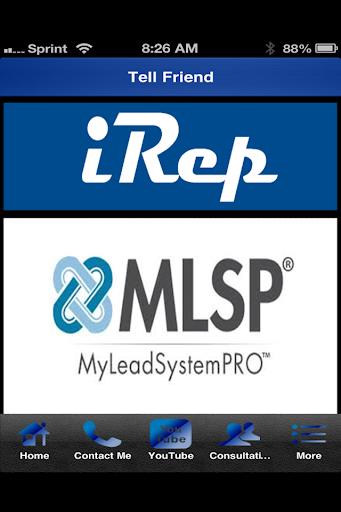 iRep MLSP