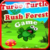 Turbo Turtle Run Rush Forest