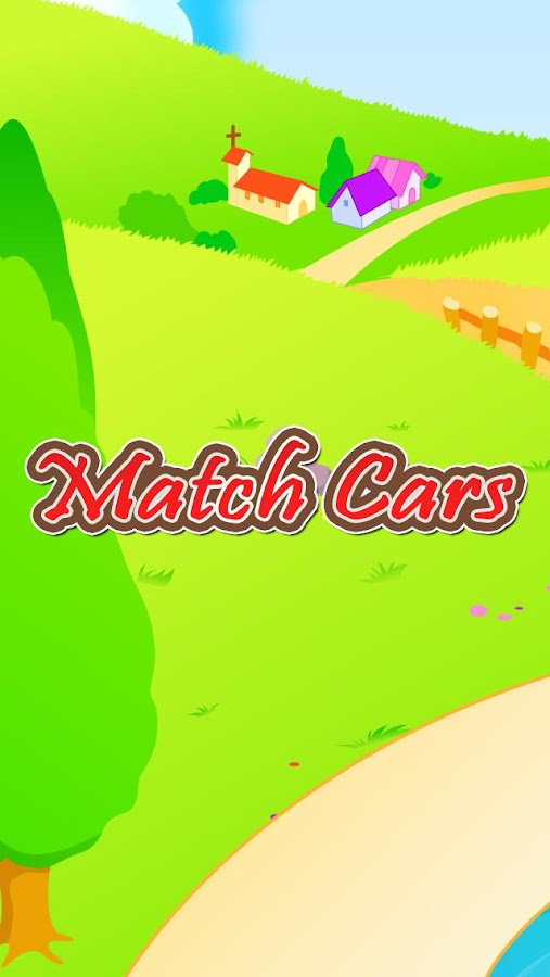 Match Cars for little kids- screenshot