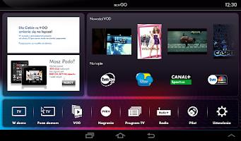 Screenshot of nc+GO