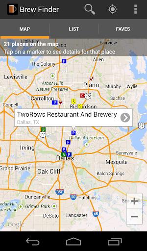 Brew Finder