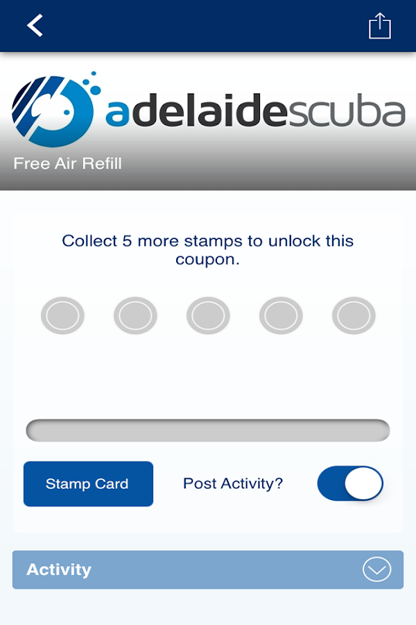 Adelaide Scuba- screenshot