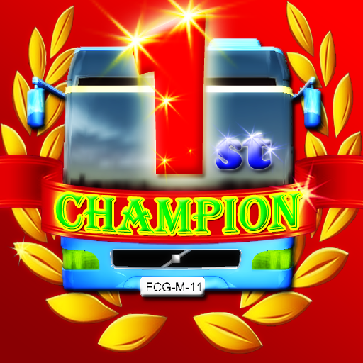 Bus Challenge 3D LOGO-APP點子