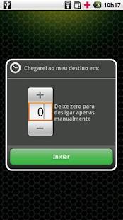 Maos no volante: miniatura da captura de tela