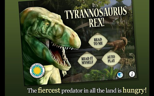 It's Tyrannosaurus Rex!- screenshot thumbnail