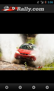 CDNRally screenshot 2