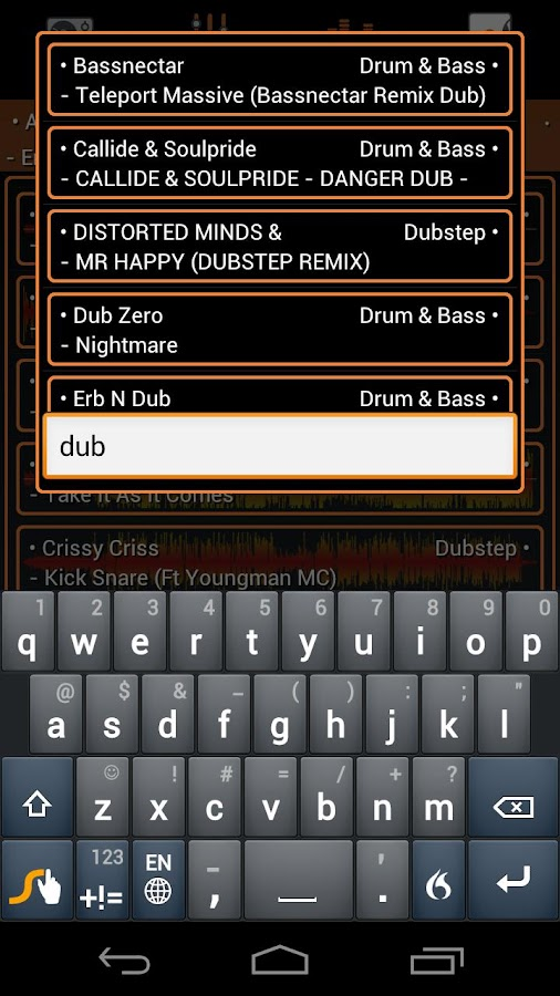 Virtual DJ Turntable Free - screenshot