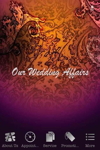 Our Wedding Affairs