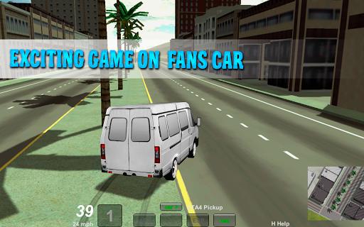 City Driving: Russian Minibus