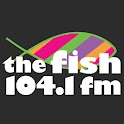 104.1 The Fish logo