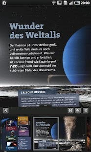 Spektrum der Wissenschaft neo- screenshot thumbnail