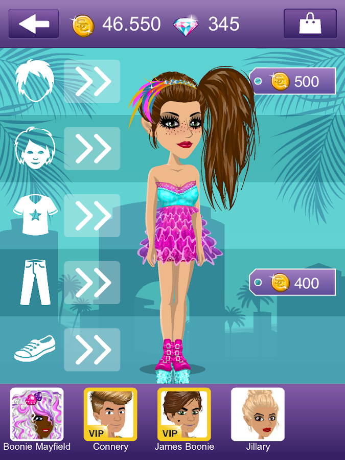 MovieStarPlanet - screenshot