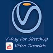 VRay For SketchUp Tutorials