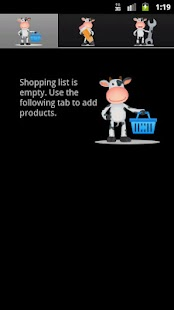 Shop! Shoppinglist - screenshot thumbnail