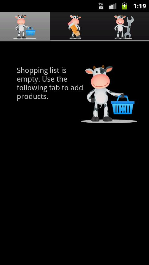 Shop! Shoppinglist - screenshot