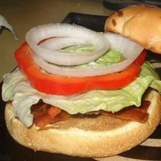 Bistro Onion Burgers