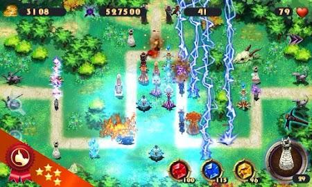 Epic Defense – the Elements Screenshot 2