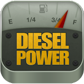 Diesel Power Fuel Finder