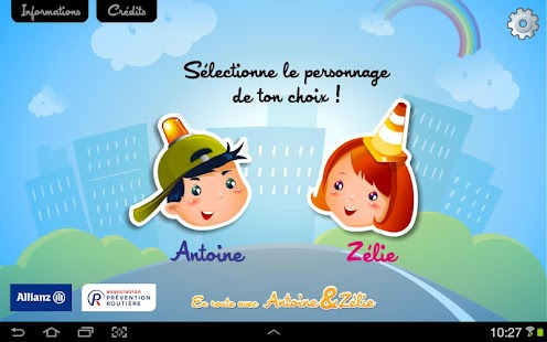 Antoine & Zélie- screenshot thumbnail