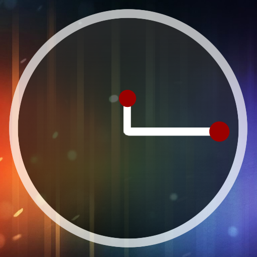 Minimalist Analog Clock Widget 個人化 App LOGO-硬是要APP