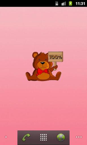 泰迪熊電池