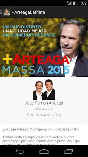 + Arteaga La Plata