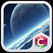 Secret Sky C Launcher Theme