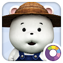 会说话的白熊 - Talking Gom Bear icon