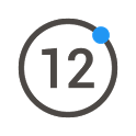 onca Clock Widget icon