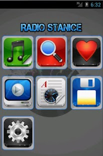 Radio Stanice- screenshot thumbnail