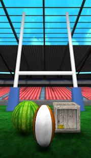 Finger Flick Rugby 3D - screenshot thumbnail