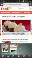 Screenshot of Exsoul Web Browser