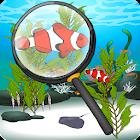 寻找隐藏的鱼 icon
