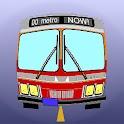 metroNOW! Widget logo