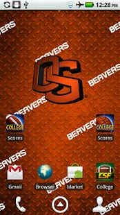 Oregon State Live Wallpaper HD - screenshot thumbnail