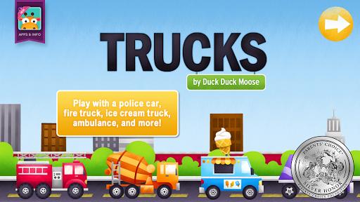 Trucks 卡车 - Duck Duck Moose