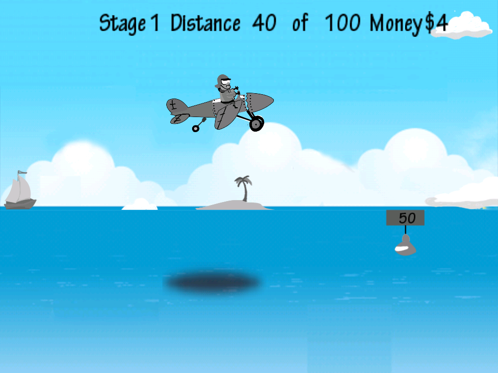Paper Plane Flight 2.0 Free - screenshot